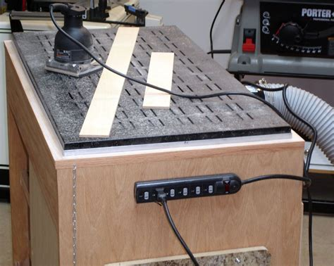 sanding assembly cart  wuddoc  lumberjockscom