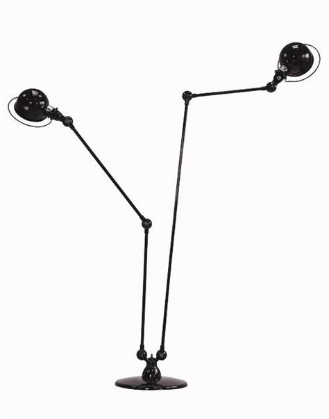 Jielde Loft twin floor light, Jielde twin floor lamp