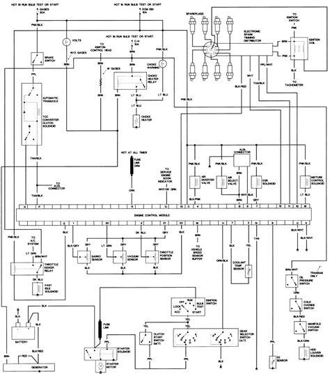 Eme Carburetor Smog Air Injection Wiring Help