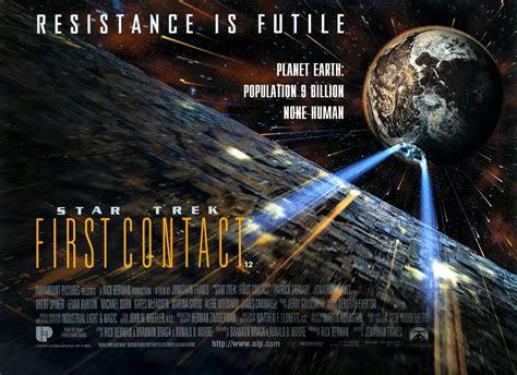 star trek  contact full hd wallpaper  background