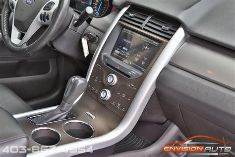 ford edge sel  wheel drive  owner envision auto