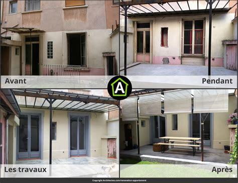Rénovation D'appartement  Prix, Photos Avant Après