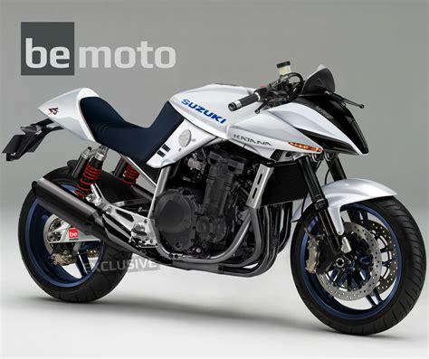 Suzuki Katana by Suzuki Katana Concept Bike A Modern Take On The Katana