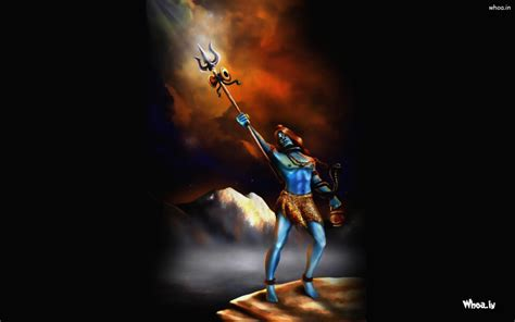 3d Mahadev Hd Wallpaper 1080p by Angry Lord Shiva Wallpapers Wallpaper Cave