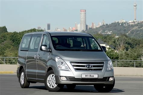 Hyundai H1 Picture by Hyundai H1 For Overachievers In The Bedroom