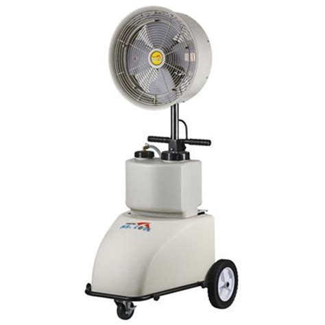 Portable Patio Misting Fans by Portable Misting Fans Buy Aero Mist Aero Cool Portable