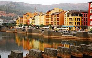 Is India's Lavasa hill city heading for bankruptcy? - Aaj ...
