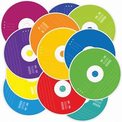 Dvd Cd Cds Clipart Dvds Pile Labels