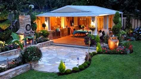 dise 241 o de jardines modernos hd 3d best garden design