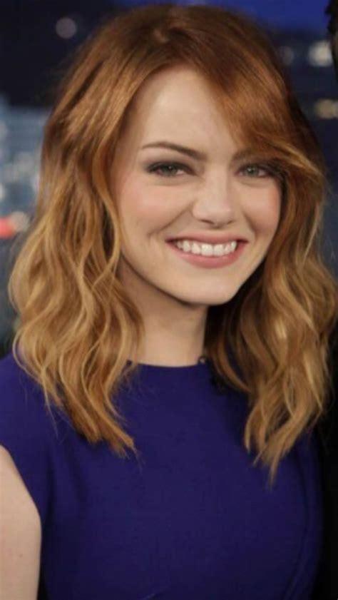 1000 Ideas About Emma Stone Hair On Pinterest Emma