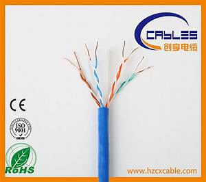China Network Communication Cable Utp Cat5e Cat6 Cat6a