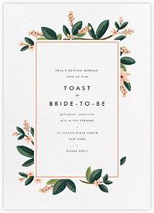 best 25 bridal shower invitations ideas on pinterest With rifle paper co wedding invitations cost