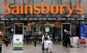 Is your town posh enough for a Champagne Sainsbury's ...