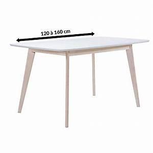 Table Cuisine Scandinave : table pas cher ~ Melissatoandfro.com Idées de Décoration
