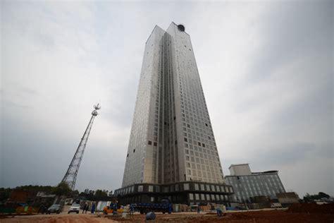 Again Off Superskyscraper Changsha