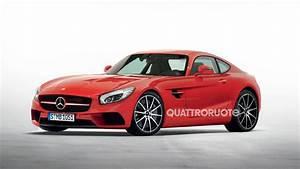 Mercedes Amg Gt Prix : 2015 mercedes benz amg gt c190 gets italian rendering autoevolution ~ Gottalentnigeria.com Avis de Voitures