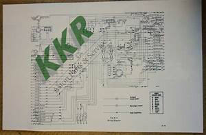 Aston Martin Db6 Large Laminated Wiring Diagram