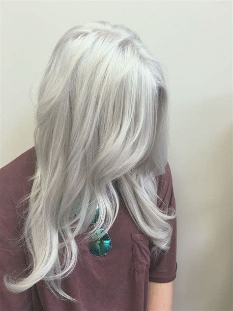 silver grey hair color 17 best ideas about gray hair colors on silver