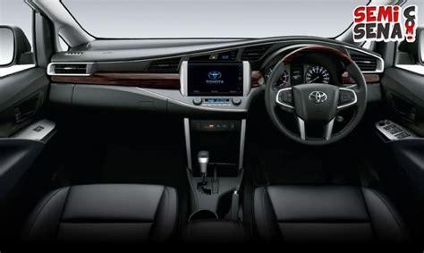 Toyota Venturer Modification by Harga Toyota Venturer 2017 Review Spesifikasi Gambar