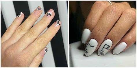 La interpretación de soñar con una serpiente de dos cabezas. Ideas de uñas negras con blanco fáciles de hacer en casa ...