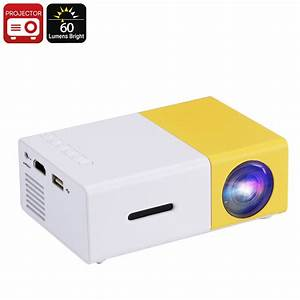 Multimedia Led Projector With Built Tv