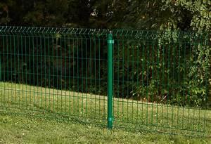 Panel de acero 1 9X2M ARISTA VERDE Ref 16816800 Leroy Merlin