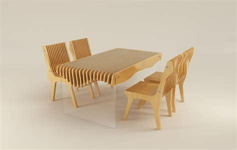 Parametric Furniture By Laboratorul De Arhitectura