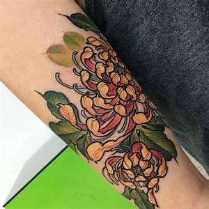 Gelbe Rose Bedeutung : 1001 blumen tattoo ideen und informationen ber ihre bedeutung ~ Whattoseeinmadrid.com Haus und Dekorationen