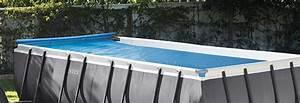 Enrouleur De Bache Piscine : enrouleur de b che bulles pour piscines hors sol intex ~ Melissatoandfro.com Idées de Décoration