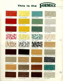 ideas for new kitchens retro library 1953 formica collection brochure