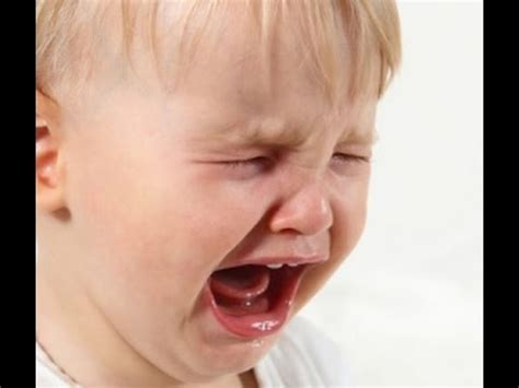 funny baby crying   babys face  sad