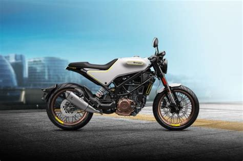 Vitpilen 401 Image by Husqvarna Vitpilen 401 2019 Price Promo October Spec