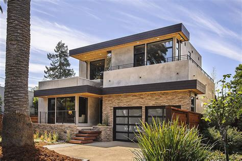 Modern Houses : Burlingame Residence By Toby Long Design And Cipriani