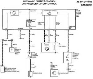 1990 Mercede 300e Fuse Diagram by 1990 Mb 300 Te Wagon No Ac Heater And Fan Works Has