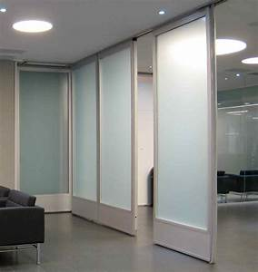 Glass Partition Walls: LEED Design and Acoustics With a