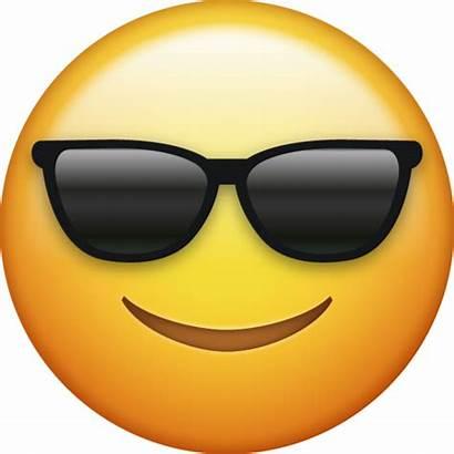 Emoji Cool Sunglasses Iphone Icon