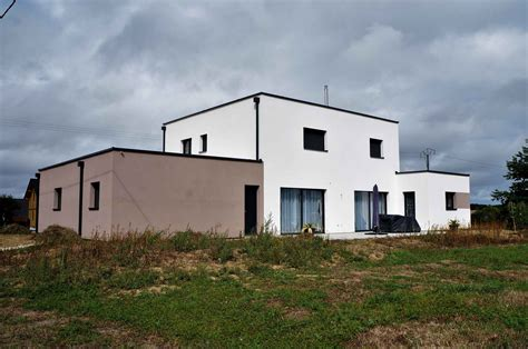 maison ossature bois alsace prix maison ossature bois 224 toit plat 224 bisel maisons bois lutz
