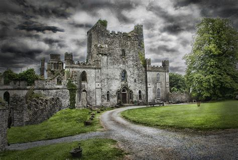Leap Castle Ireland