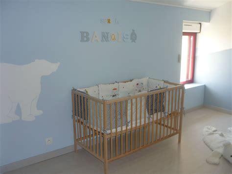 photo chambre bébé garçon sur la banquise claudine bréger