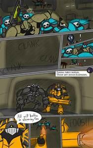 Warframe Comic Hellfire Page 5 By JackieTeJackal On DeviantArt