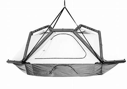 Ark Tent Eco Elevated Inflatable Hammock Combines