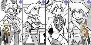 Viewing Pokemon Rival Pearl's profile | Profiles v2 | Gaia ...