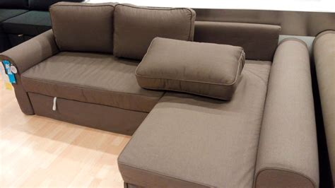 chaise chez ikea ikea vilasund and backabro review of the sofa bed
