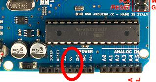 Can Power Arduino With Computer Motherboard