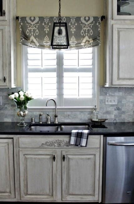beautiful window treatment ideas  kitchen