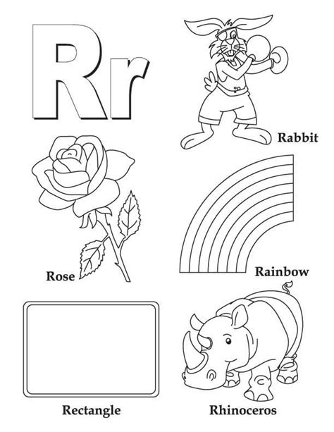 letter i words coloring page best place to color alphabet activity 1 kutti sarva kala sala 66077