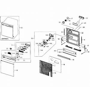 Samsung Dishwasher Parts