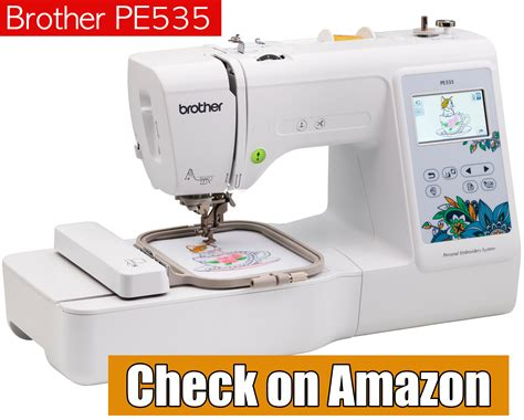 Best Embroidery Machines 2019 [buying Guide & Reviews