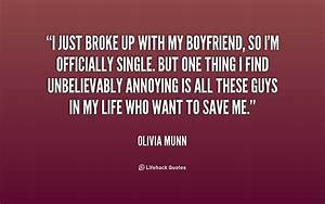 Boyfriend And G... Upwith Quotes