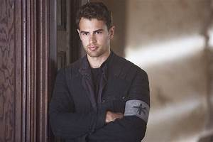 Meet Queue: Theo James Is Not Your Average Hunky Action ...